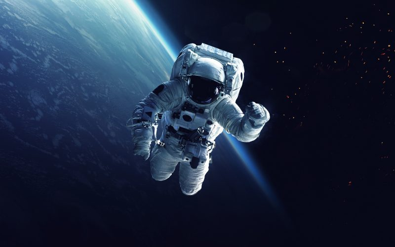 Astronaut's On The Planet Of Goodness