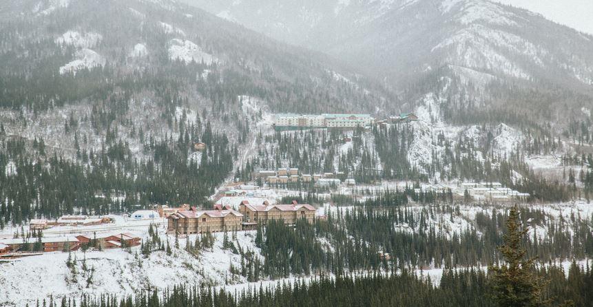 1. Alaska, U.S.A