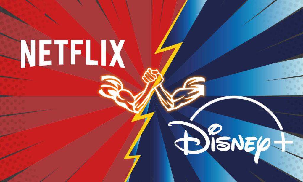 Netflix and Disney
