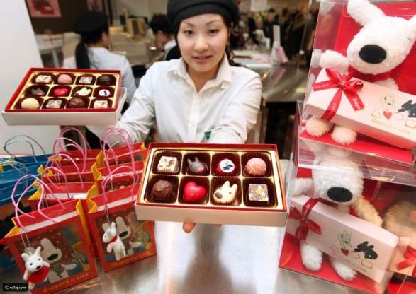 Valentine's Day is A World Wide Celebration
