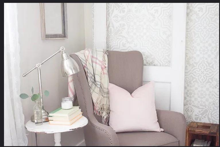 Create a Cozy Corner